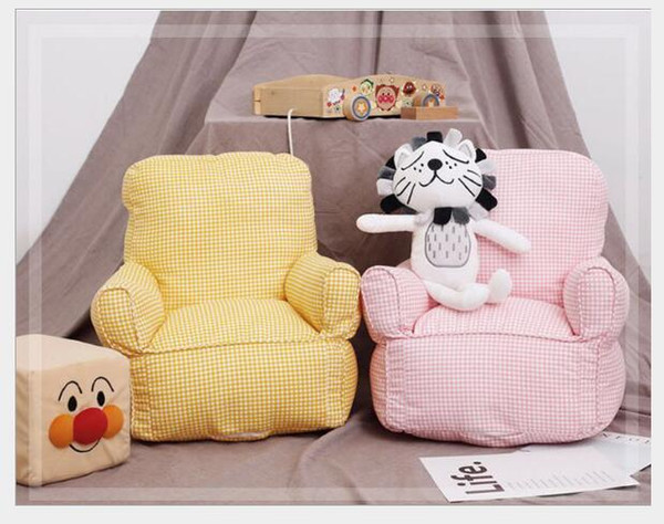 Cool 2019 Childrens Single Sofa Mini Sofas Chair Chair Small Sofa In Kindergarten Early Education Institutions Photographic Prop Sofa From Machost Co Dining Chair Design Ideas Machostcouk