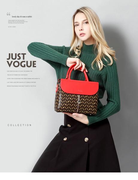 Designer Women Marmont Messenger Bag Borse a tracolla di lusso in pelle PU Borse di design a vita bassa Borse per la spesa