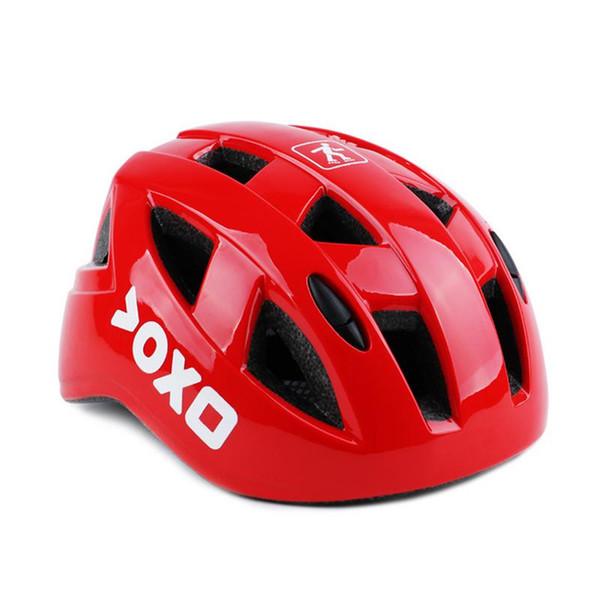 Çocuk Bisiklet Paten Kask Güvenlik Koruma Bisiklet Çocuk Kask Pateni Güvenliği için Şapka Spor Bisiklet Aksesuarları