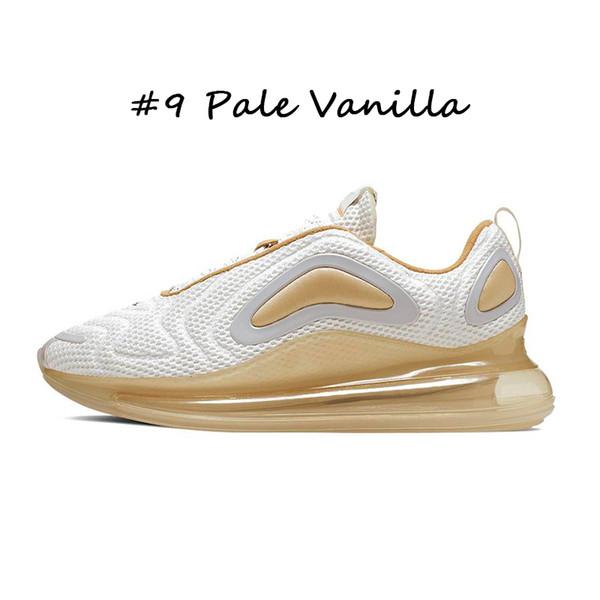 # 9 Pale Vanilla
