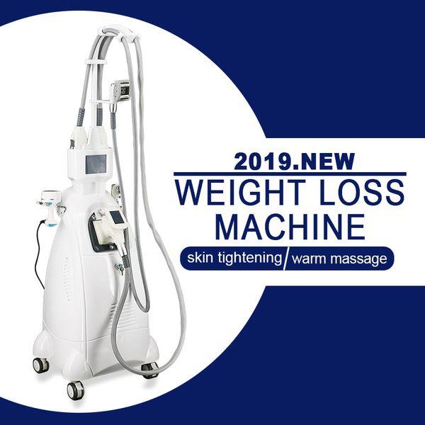 High Quality Slimming Machine Velashape Infrared RF Roller Massage Vacuum Machine Velashape Body Shaping Beauty Machine for Salon Use
