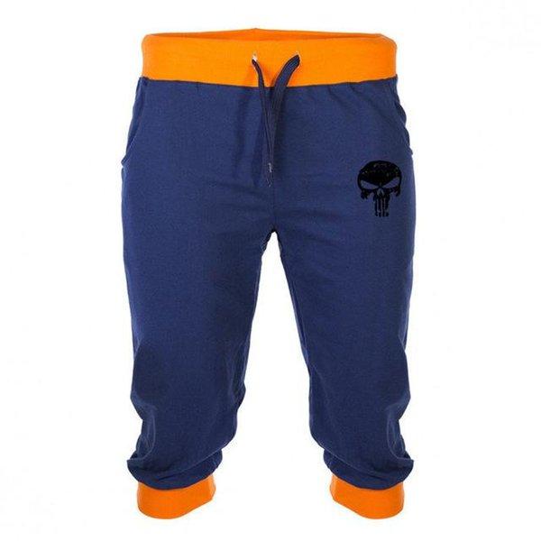 arancione scuro blu