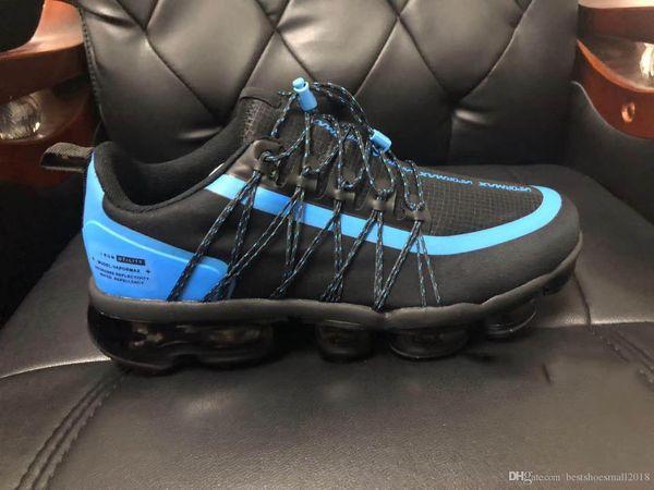 UTILIDADE calçados casuais para almofada de ar Casmens designer triplo preto Burgundy Crush men trainers sapato 7sfg