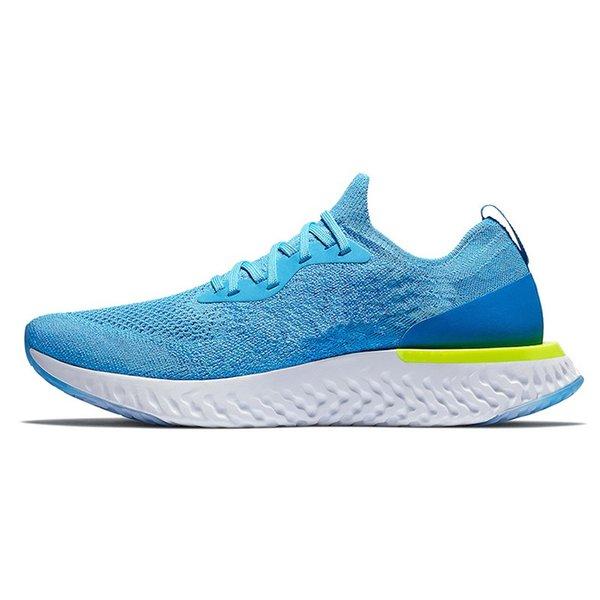 Синий Glow 40-45