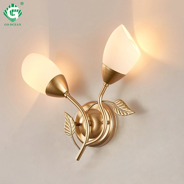 2019 Unique 220V LED Wall Lamp Decorative Wall Lights For Home Bedroom  Hotel Art Indoor Sconce Lamps Indoor Night Lighting Mounted From  Szgoldenocean, ...