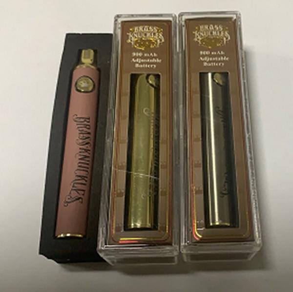 900mah Brass Knuckles Battery