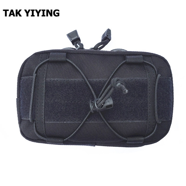 TAK YIYING Tactical Molle Waist Bags Utility Map Admin Pouch EDC Tool Belt Bag Organizer Waist Pack Accessory Hunting Bag #350735