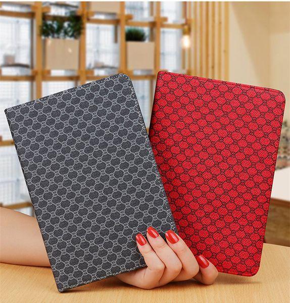 Cuir PU de luxe Stand Flip Wallet Case Soft Cover Protector pour iPad mini 1 2 3 4 5 iPad 2 3 4 iPad air 1 2 pro 9,7 10,5 pouces