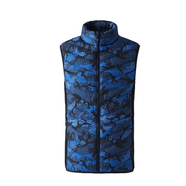 Winter Outdoor Clothing Mens Waterproof Cotton Padded Thick Male Jacket Winter Men's Clothing Down Keep Warm Outwear Slim Coat
