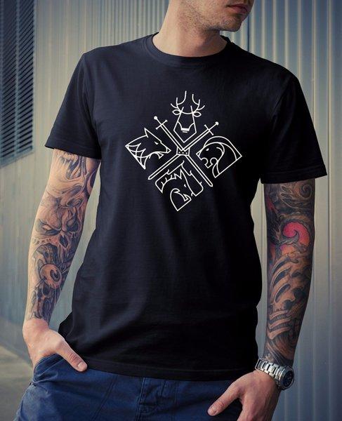 Game of Thrones T-Shirt - Funny Gift Novelty Geek TV Pop Culture Dad Nerd Cool