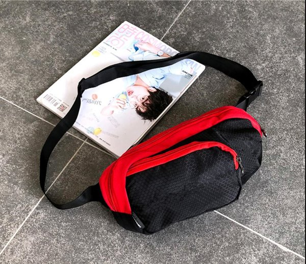 2020 new da2086 multifunctional waterproof waist pack casual women tote fashion pockets casual shoulder messenger bag shoulder bags