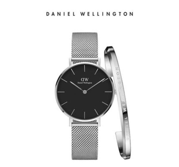 New Year Gifts Luxury Women Quartz Watch 32MM Milan Watches and Jewelry Bracelets Fashion Lady Elegant Clock D-W Christmas with original box