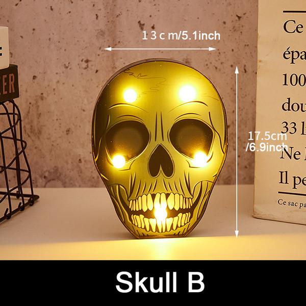 Kafatası B