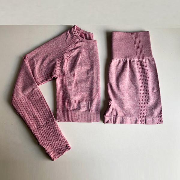 Pink Top+Leggings
