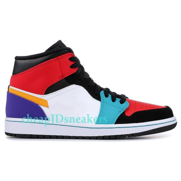No.3-Mid Bred Multi Color
