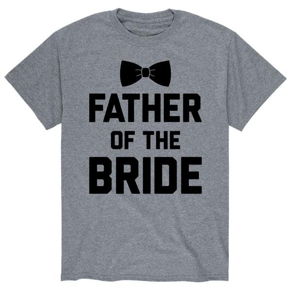 Père de la mariée - Tenue de fête de mariage fiançailles adulte manches courtes tee cattt coupe-vent carlin
