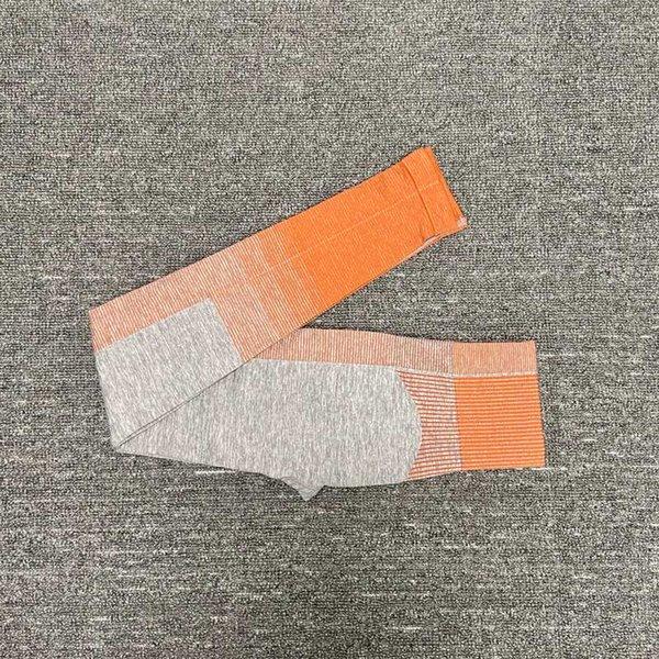 orange pants 1pcs