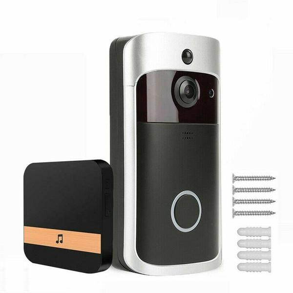 Preto Doorbell + DingDong