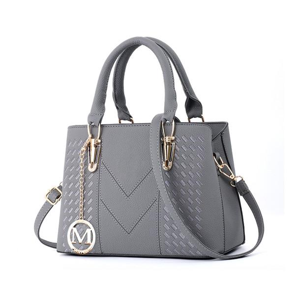 Handbags for Womens Large Designer Ladies Shoulder Bag Bucket Purse Fashion Brand PU Leather Big Capacity Top-Handle Bags