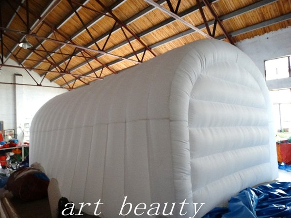 White inflatable tent camping party tent for sale outdoor playground