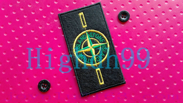 top popular Patch Sewing On Embroidered Applique Sewing Patch Clothes Stickers Garment DIY Apparel Accessories Embroidery Patch Accessories Stone 2020