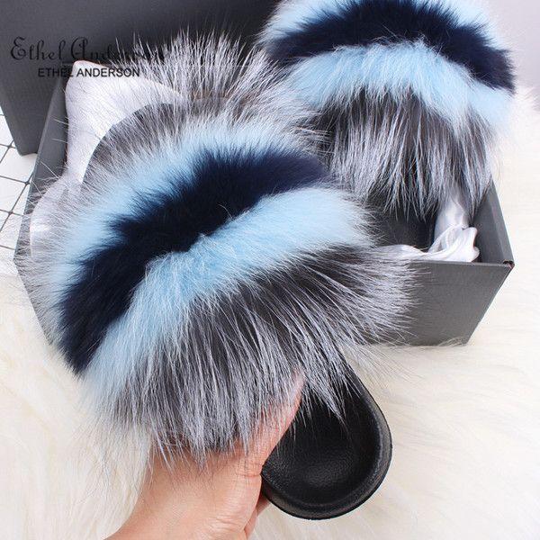 Blue Back Mixed Fur