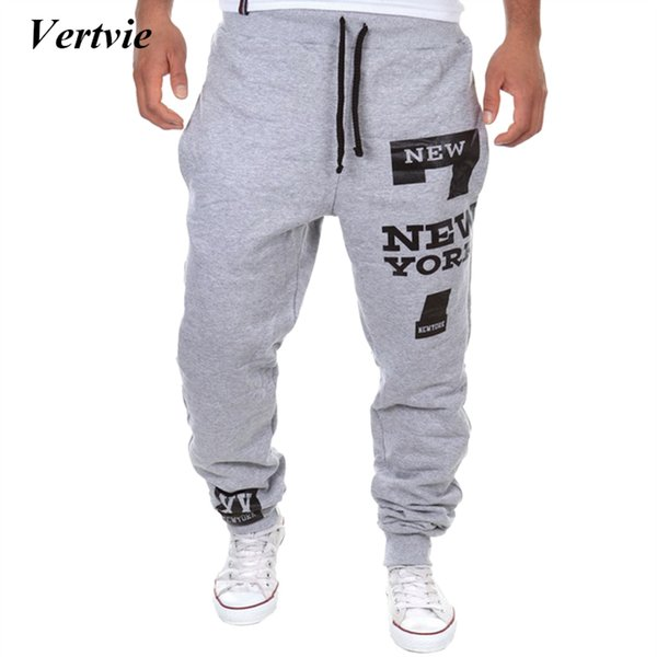 Vertvie Mens Running Pants With Pocket Training Trousers Breathable Sport Pants Joggings Pant Fitness Trousers For Men