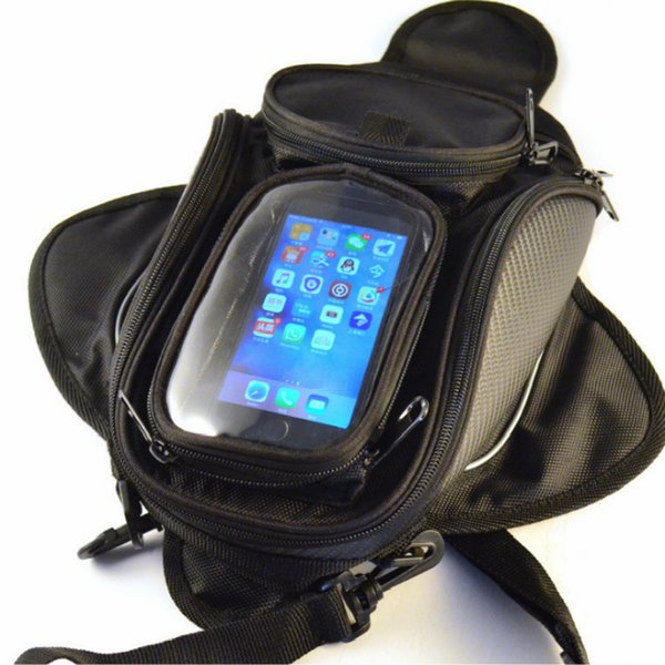Oxford cloth waterproof motorbike motorcycle tank bag motorcycle magnetic tank bag luggage bags FREE SHIPPING