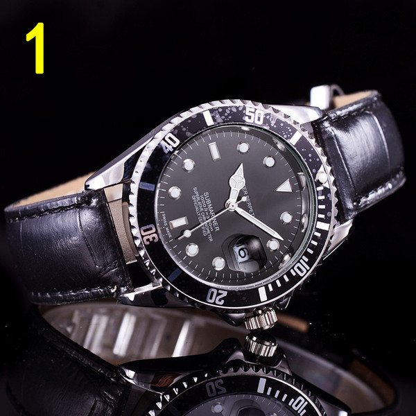 2019 nuevo reloj mejor modelo hombre relojes de lujo elegante caja de reloj de oro rosa reloj impermeable reloj de cuarzo diario regalo del día de san valentín roble real