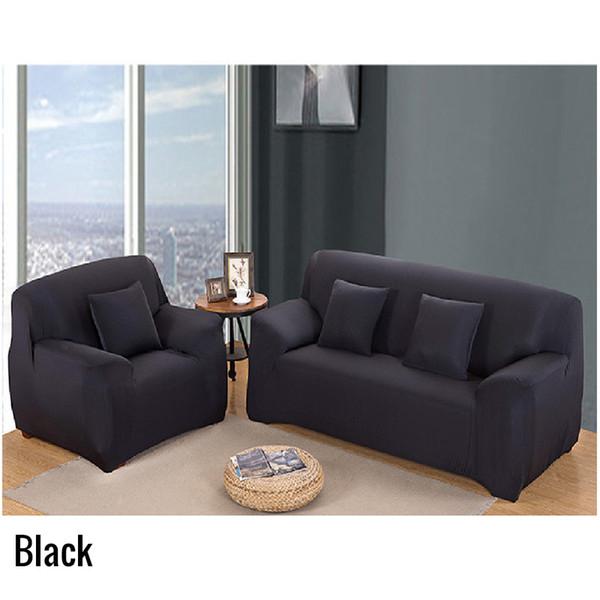 Black 1 Seat (90-140 cm)
