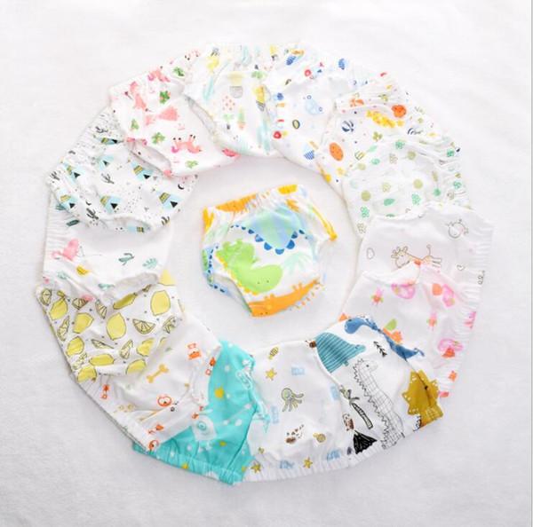 Panales Bordados Para Bebes.Compre Impreso Para Ninos Entrenamiento Pantalon Impermeable Panales De Dibujos Animados Imprimir Bebe Panales Impresiones Bordado Moderno Panales De