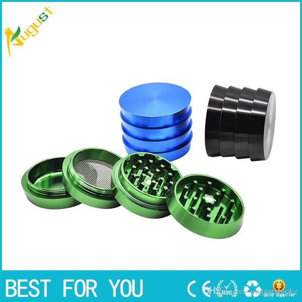 3 Colores Disponible Forma de Toalla De Aluminio Molinillo de Hierbas Amoladora de Tabaco Molinillo de Especias Cocina Grind Tool Hornet Grinder