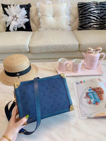 2019 anos Mulheres Bolsa Saco Do Mensageiro de Alta Qualidade de Alta Capacidade Shell Bolsa de Ombro Feminino bolsas luxurys Designers