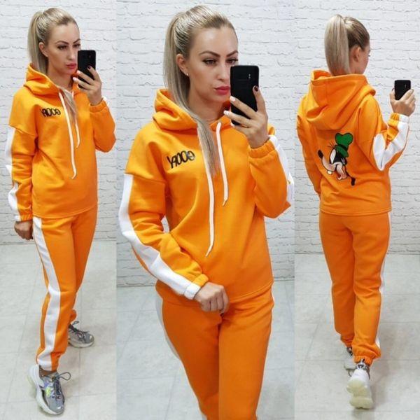 zweiteiliger Satz der Frauen trainingsanzughemd-Hosenausstattungslangärmlige Sportkleidungshemdhosen-Sweatsuit-Pulloverstrumpfhosen-Sportkleidung heißes klw2385