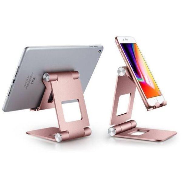Support de téléphone portable Universel 270 Rotatif Flexible support paresseux Pince Lit Lit Voiture Mount Selfie Mount pour ipad iPhone Samsung
