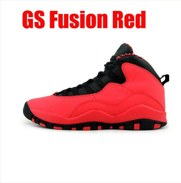GS Fusion Red
