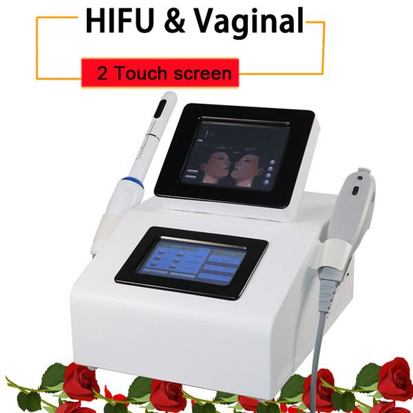 Hifu Vaginal tightening machine high intensity focused ultrasound hifu face lifting machine ultrasonic fat removal hifu vaginal tightening
