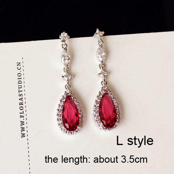 L style-Hot Pink