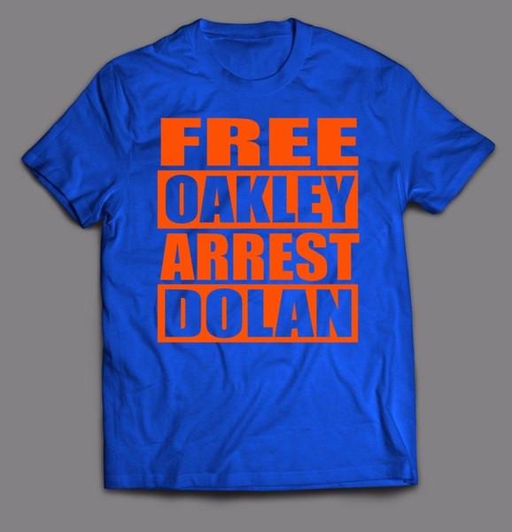 Free Charles Factory Outlet New York*New Design Oldskool* Men Shirt *Full Front* T Shirt For Men Top Design Short Sleeve Thanksgiving Day Cu