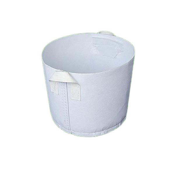 Reusable Round Non-woven Fabric Pots Plant Pouch Root Container Grow Bag Aeration Container Garden Supplies pot