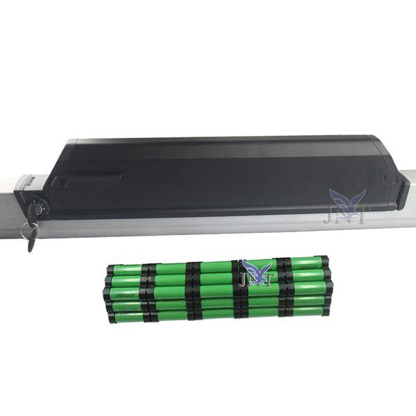 Free to home 48v dorado electric bike battery pack 17.5ah Korea li ion 18650 35E cell 1000W 850W 750W motor+2A Charge