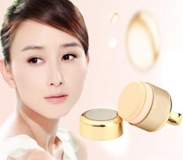 L'attrezzatura sana di bellezza domestica affronta la polvere di micro-vibrazione dello strumento cosmetico domestico della polvere di massaggio di massaggio elettrico 3D