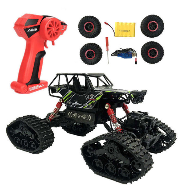 wholesale Remote Control Off-Road Cars Electric RC Car Rock Crawler Toy On The Radio Controlled 4x4 Drive Toys For Boys Kids Gift