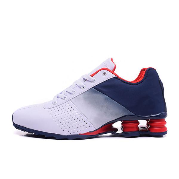 40-46 bianco blu rosso