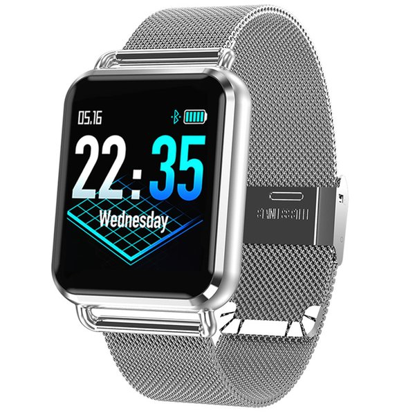 Fitness Smart Watch Men Women Heart Rate Monitor Blood Pressure Health Pedometer Waterproof Running Sport Watch For Android IOS