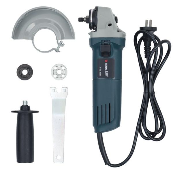 220V 880W multifonction portable électrique meuleuses Polisseuse Ponceuse pour Métal Bois Pierre Coupe de polissage