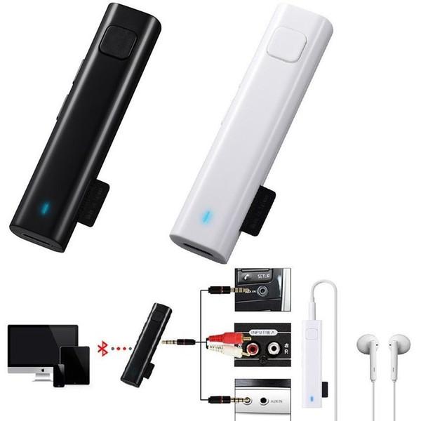 새로운 Bluetooth 차량용 키트 Bluetooth 무선 변환 수신기 변환기 스테레오 스포츠 Bluetooth 헤드셋