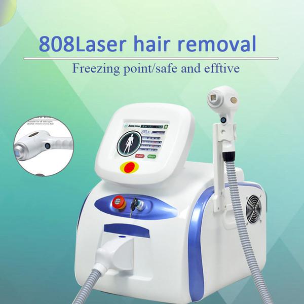 Láser de diodo de potencia fuerte 2000W 808nm para la máquina de belleza para depilación yag 1064, el mejor tipo