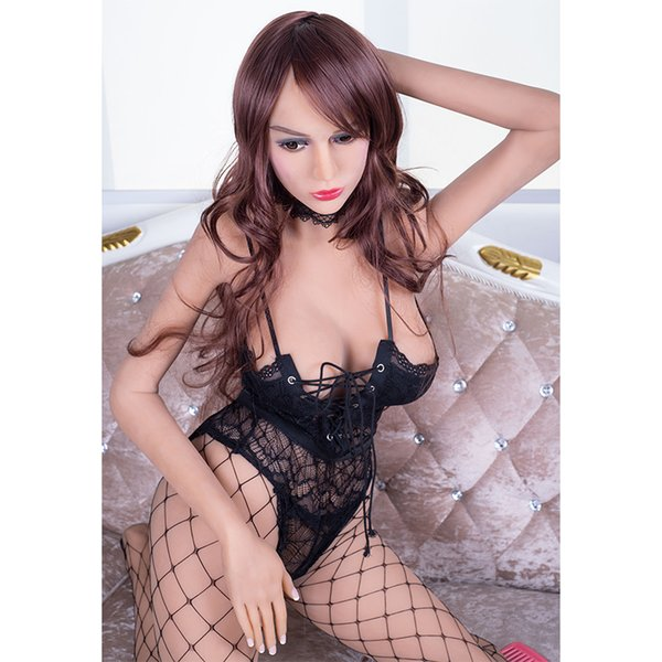 170cm New Arrival Realistic Oral Anal Vagina Silicone Sexy Dolls Silicon Love Doll Japanese Sex Doll Mannequin