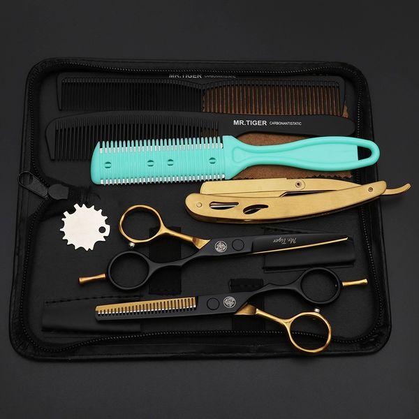 """5.5"""" Gift Box Set With Comb & Razon"""